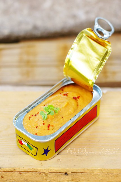 Hummus très italien