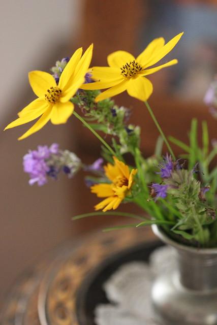 pretty tiny bouquet