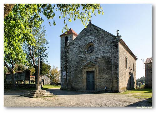 Igreja de Longos Vales by VRfoto