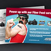 Accord Productions Postcard
