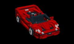 Ferrari F50 Barchetta