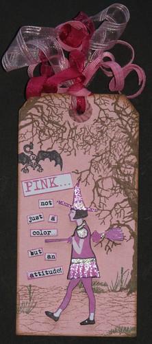 3C - Pink Attitude