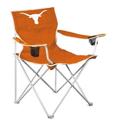 Texas Longhorns Deluxe TailGate/Camping Chair