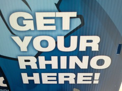 Get Your Rhino Here!