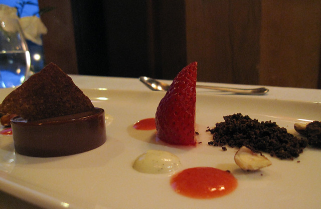 Textures of Chocolate