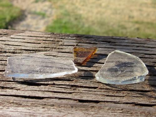 Sunlit Glass