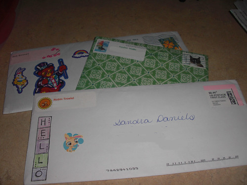 Letters Received 8/3/11