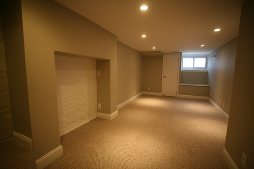 with buying the new place we wont ever have a chance to truly enjoy this basement hopefully our renter enjoys it and looking back it is quite an - 7 Foot Basement Ceiling