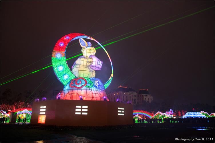 苗栗,竹南.︱2011台灣燈會.苗栗驚豔 燈會區