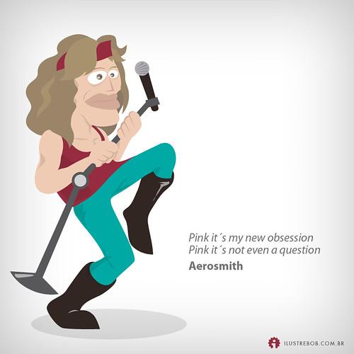 Aerosmith • Qual é a música?