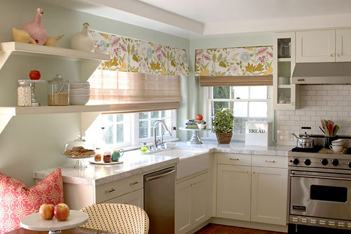 Bonesteel Trout Hall valance kitchen