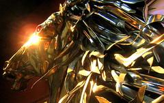 A Horse Named Wildfire (SHOTbySUSAN) Tags: nyc sculpture horse ny newyork statue racetrack mare manhattan philly mane quarterhorse riplysbelieveitornot shotbysusan yahoo:yourpictures=sculptures