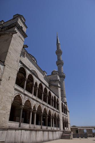 Sultanahmet Camii - Sultan Ahmed Mosque