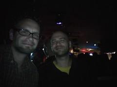 Mike and I at Kito's