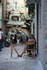 Bari Vecchia (Matteo Bimonte) Tags: centro puglia bari storico