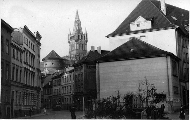 Koenigsberg Pr. Koggenstrasse