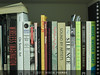 Zuiko bookshelf test f/2.8