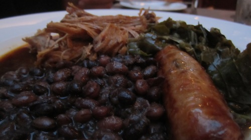 Pork and beans, Henrietta's Table