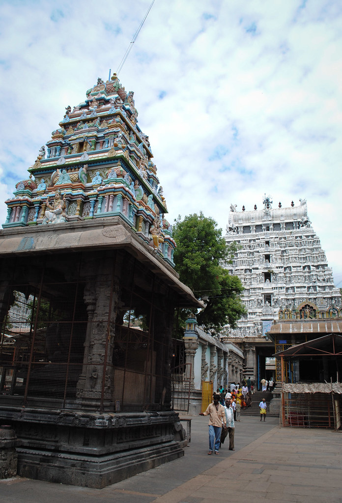 Temple at Thiruvanamalai