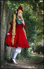 Shinku (Rozen Maiden)