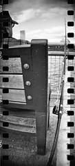 How To: Fish the Willamette (Redfishingboat (Mick O)) Tags: film fishing hc110 jim stranger pole rod pdx oops willamette kodaktrix400 sprocketholes spick sprocketrocket lomo30mmf108 or2mt roll201109282