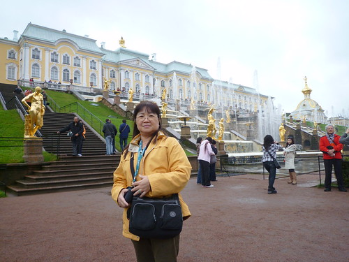 Summer palace , St  Petersburg