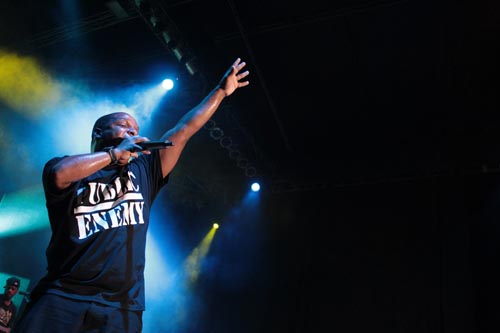 Naughty by Nature with Public Enemy T-shirt
