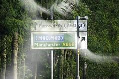 A666 - The road to hell, The Devil's Highway (fragglehunter aka Sleepy G) Tags: uk england signs english manchester highway nw northwest decay ghost lancashire haunted bolton roadsigns urbanexploring ue urbex a666 farnworth sleepyg ukurbex fragglehunter sleepygphotography fragglehunterurbex fragglehunteraerialphotography fragelhunter