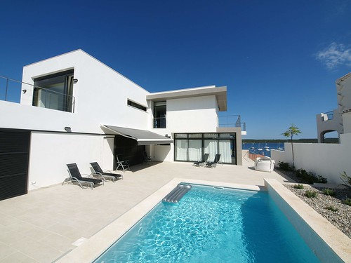 vivienda unifamiliar de diseño, Menorca 01