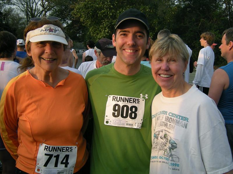 Donna, Myself and Joanie