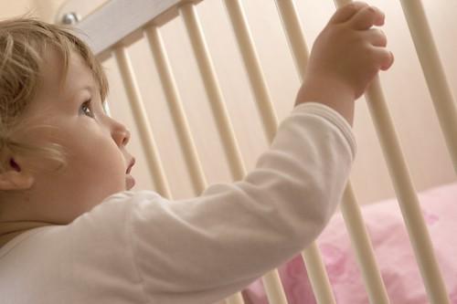in crib