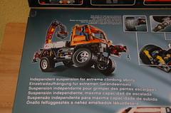 DSC_5379 (tripletschiee) Tags: lego technic unimog 8110