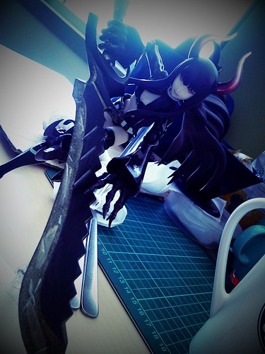 Figma Black Gold Saw