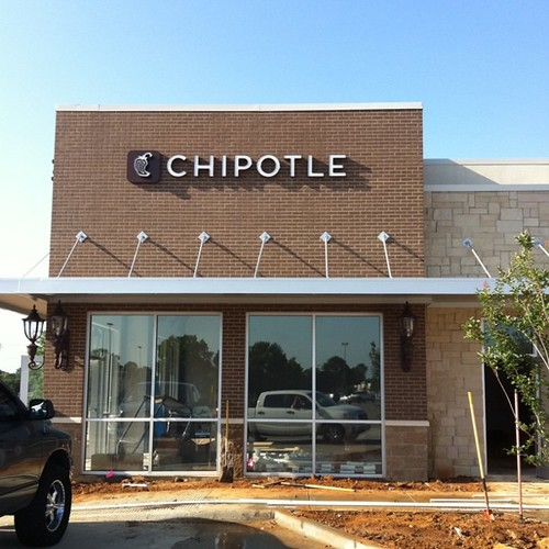 Chipotle in Tyler TX