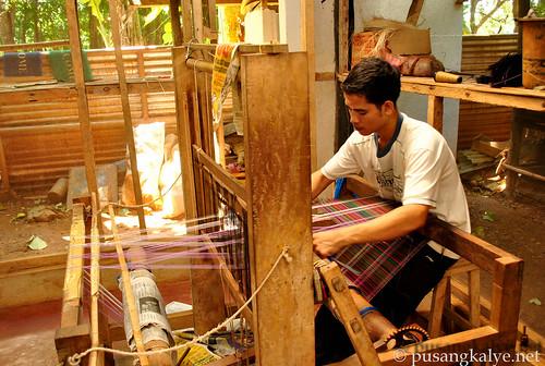 Binuatan weaving