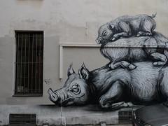 (Môsieur J. [version 9.1]) Tags: brussels streetart graffiti bruxelles roa bxl
