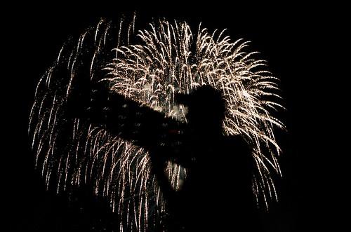 Cotton Candy Firework