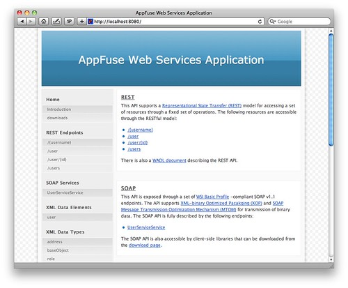Raible Designs | Integrating OAuth with AppFuse and its REST API