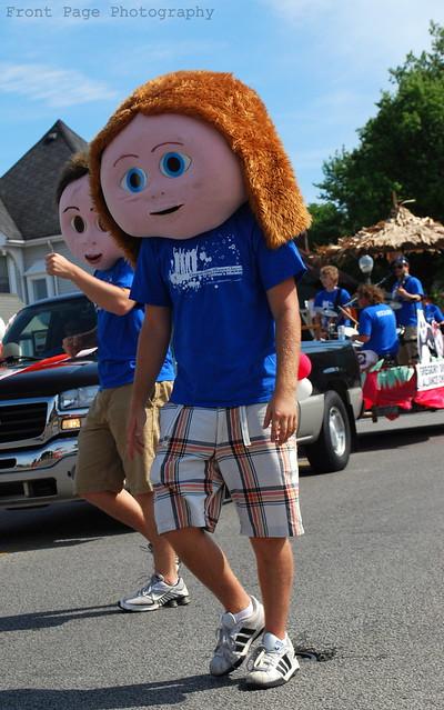 Canada D'eh Parade 2011