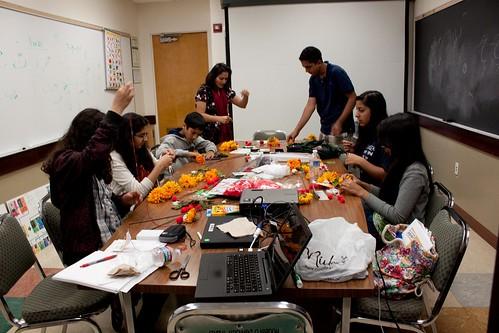 OYLPA Day 274: Crafty Class by klodhie