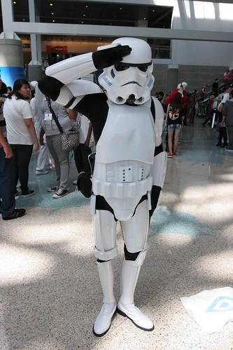 Stormtrooper - Anime Expo