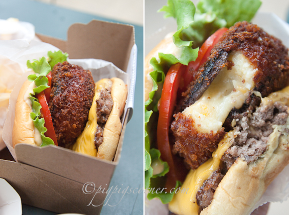 Shake Shack, New York - shack attack