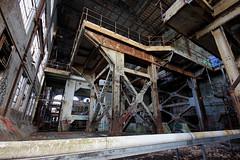 (o texano) Tags: abandoned louisiana decay neworleans urbanexploration mississippiriver powerplant urbex