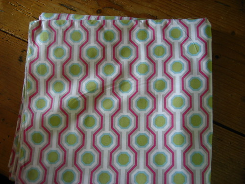 Birthday fabric - Tanya Whelan