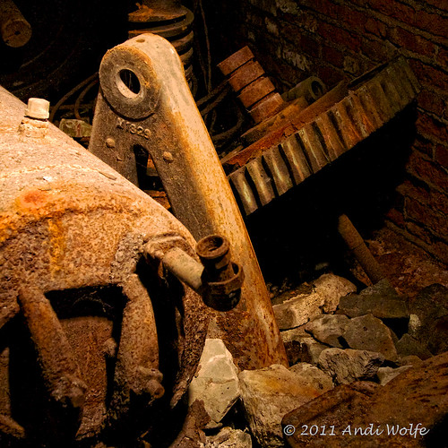 Seattle Underground  by andiwolfe (temporarily busy)