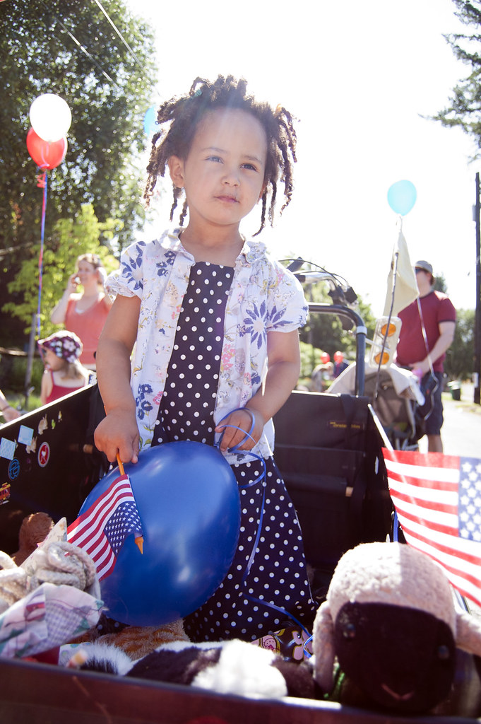 4th of July kids' parade