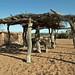 Qui si preparavano le selle dei cavalli (Baldecitos)