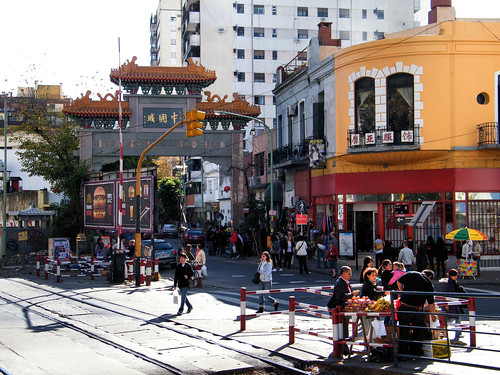 Barrio Chino [Chinatown], Buenos Aires, Argentina by katiemetz, on Flickr