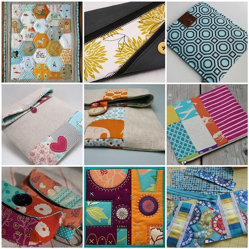 Poppyprint's Pretty Little Pouch Picks - Round 2