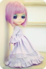 Summer lilac girl